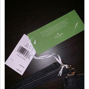 kate spade Bags - Kate Spade leather Wristlet